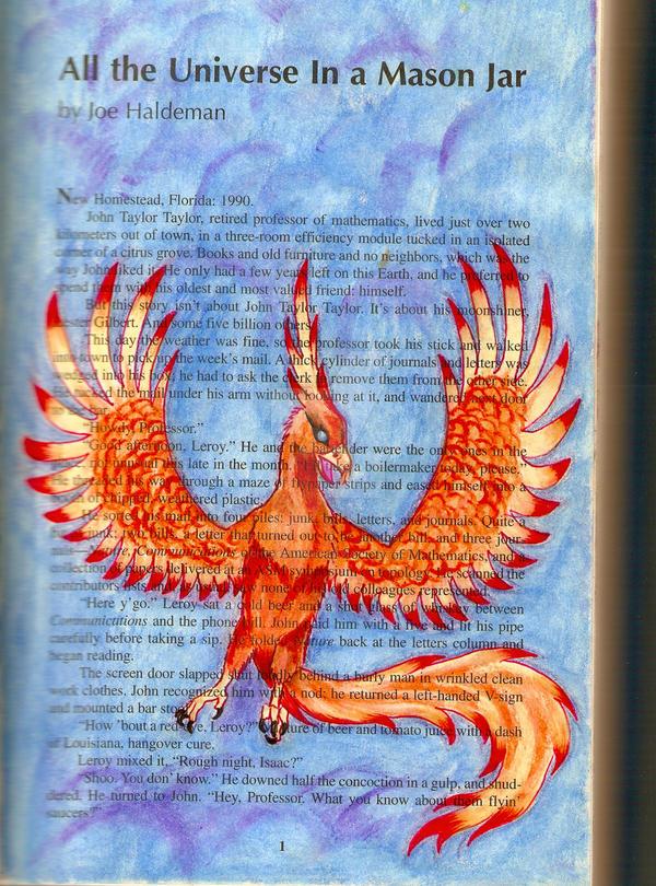 Phoenix by chezarawolf