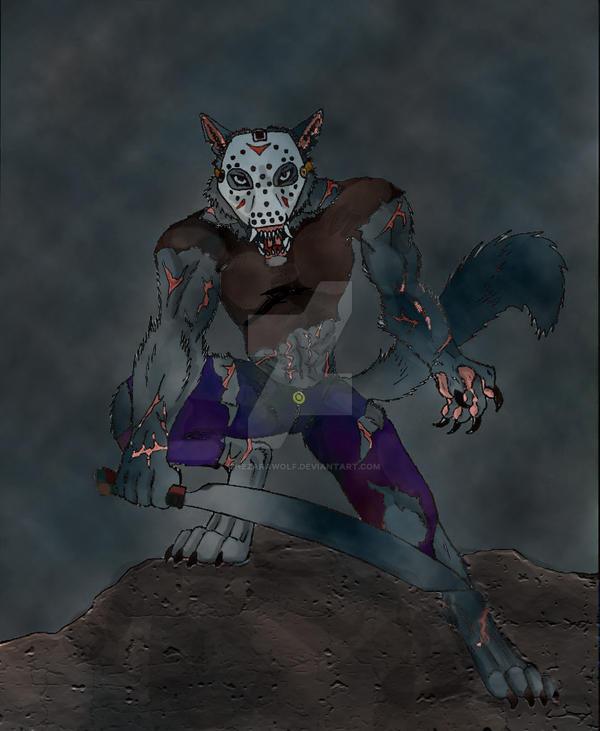 Anthro Jason Colorized
