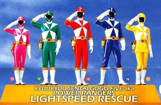 Rumbling Squadron Boukenger: Kyuukyuu Sentai GoGo Five By Winkels On DeviantArt