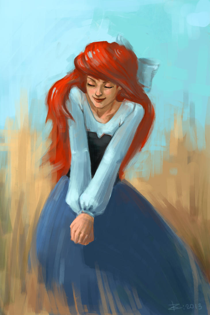 Ariel by ZVilka on DeviantArt