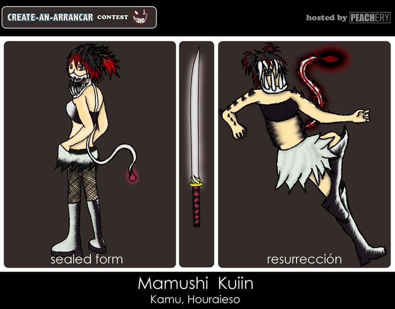 -Contest- Mamushi Kuiin