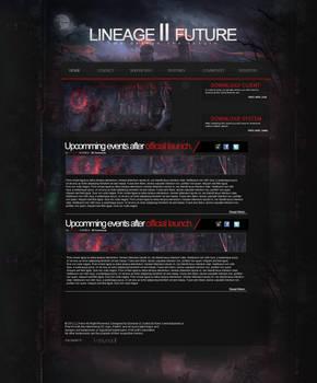 Lineage 2 Future (MMORPG Template)