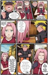 Naruto/Sakura Body Swap! What's next? P.2