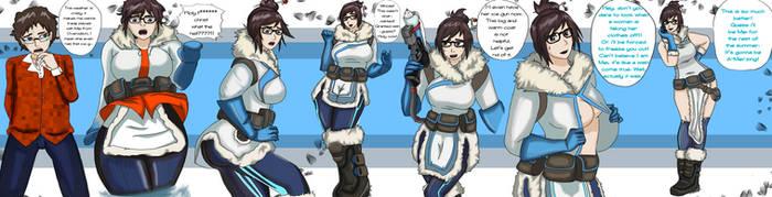 Mei TG - [Overwatch] by UmbraCallistis