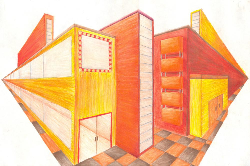When The World Turns Orange... by asubmarinewinter