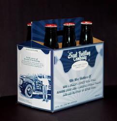 Excel Bottling Company Six Pack Soda