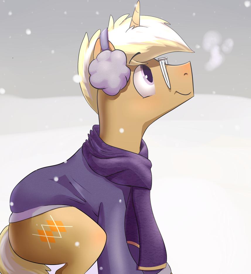 Trednerhoof Snow by ApertureIndigo
