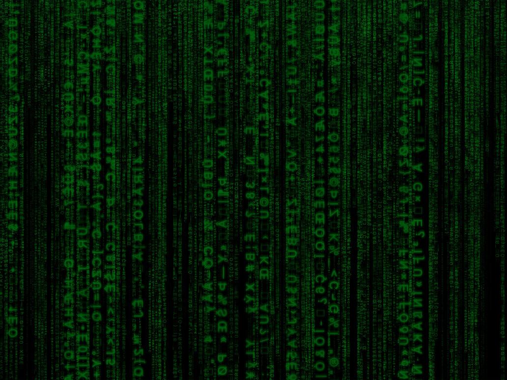 Matrix Code Wallpaper by Big-Bohn on DeviantArt
