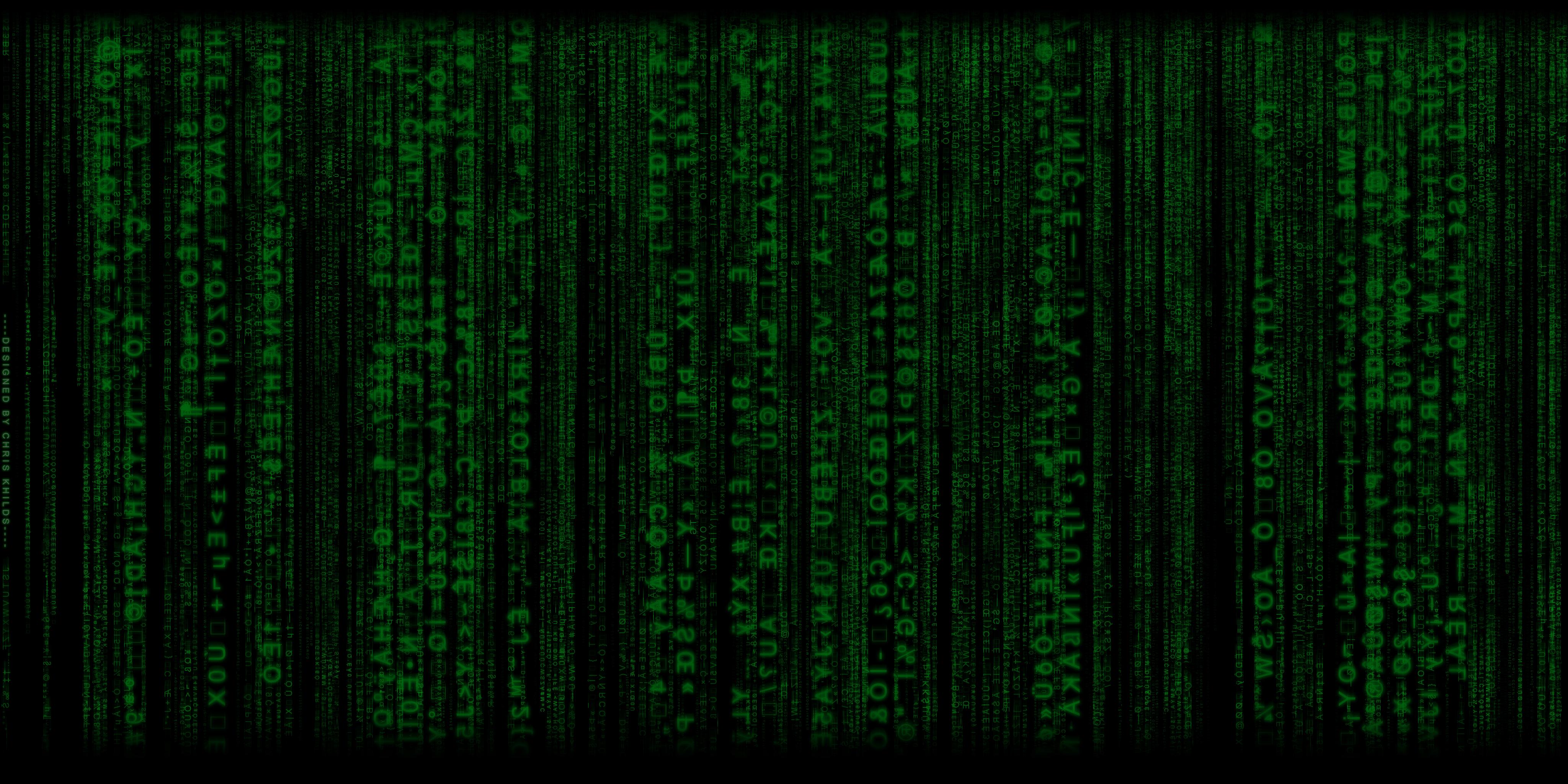 Matrix Code skydome v2.05 by Big-Bohn on DeviantArt