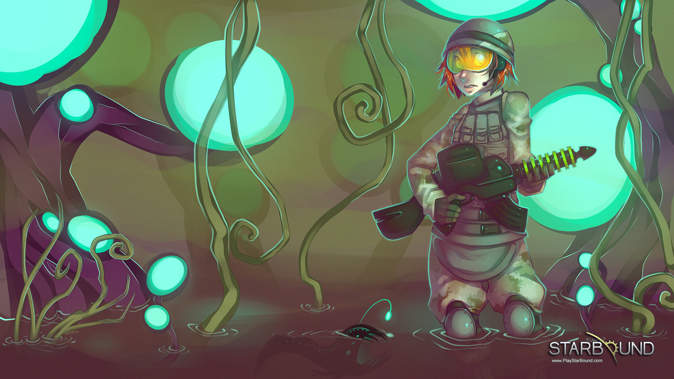 [STARBOUND] Unfamiliar Territory by fetalstars