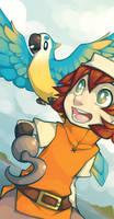 101715 :: Treasure Adventure World Banner 01 by fetalstars