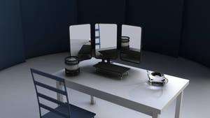 3D Workshop enviroment