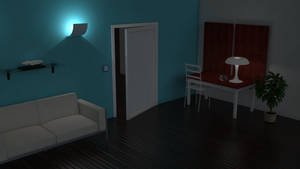 Lamp Fetish Room 4 WIP by Danielsan89
