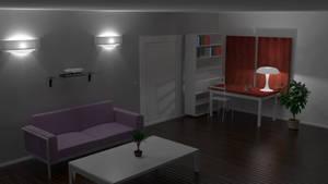 Lamp Room 6 WIP by Danielsan89