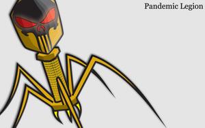 Pandemic Legion Wallpaper by Danielsan89