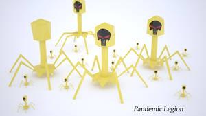 Pandemic Legion Phage by Danielsan89