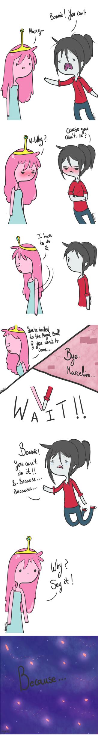 Bubbline Comic
