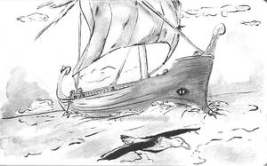 Argo on the Sea by Anassete