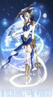.:Sailor Zodiac Virgo:. by NakuraCalavera