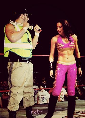 Colt Cabana and Melina Perez 4 |Manip| by 2009abc