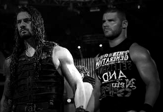 Roman Reigns and Bobby Roode 4 |Manip| by 2009abc