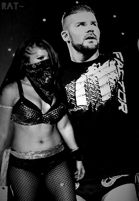 Ivelisse and Bobby Roode |Manip| by 2009abc