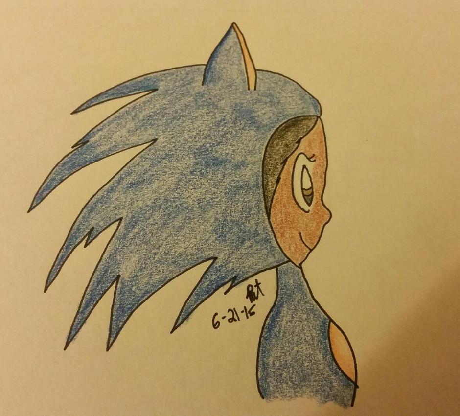Gotta Go Fast| Sonic 25th Anniversary  by 2009abc