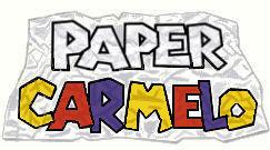 PaperCarmelo Logo by papercarmelo