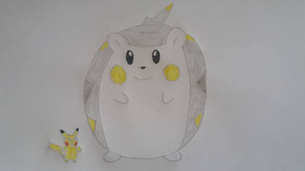 Giant Togedemaru