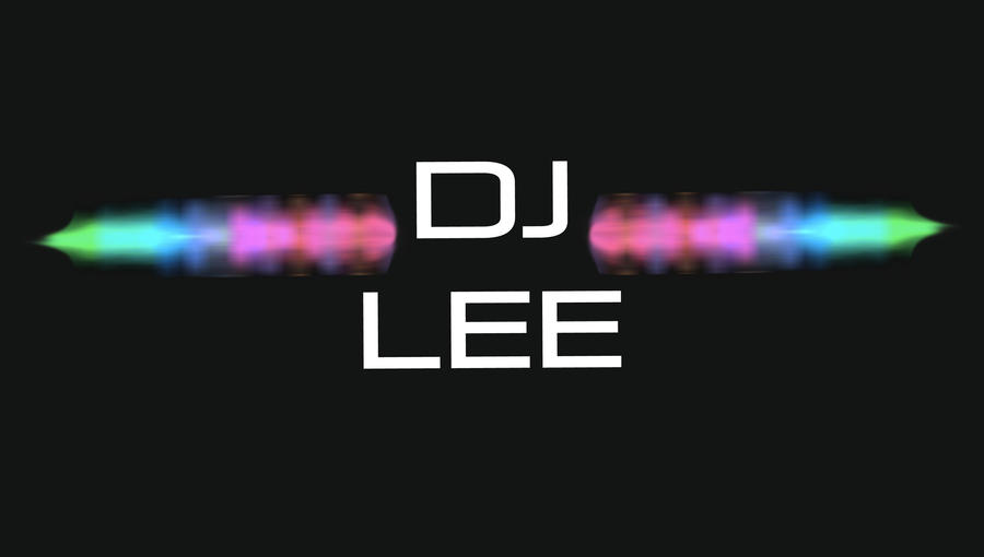 DJ Lee Logo by TheDJLee on DeviantArt