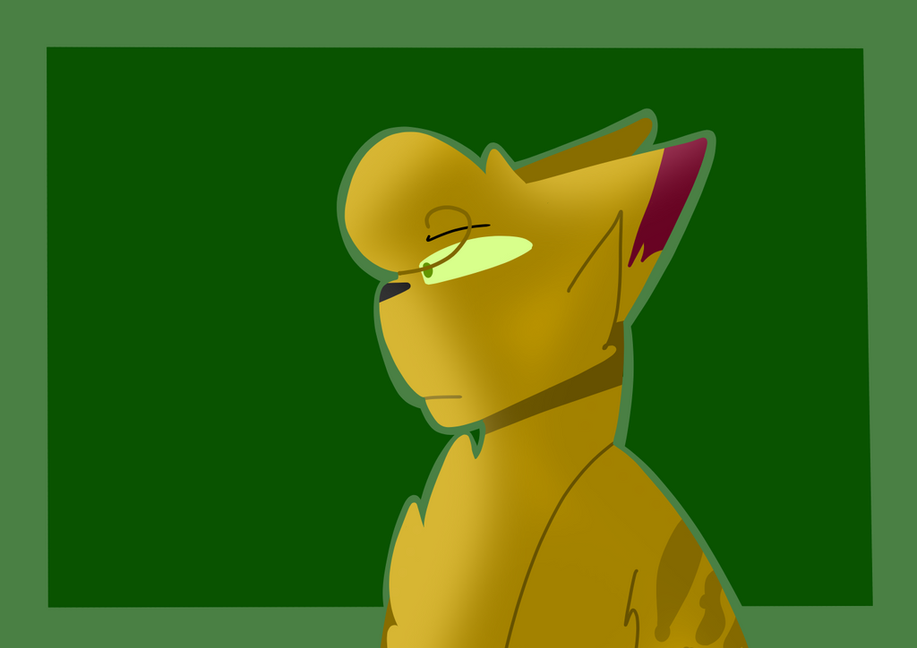 Green by SteavyCreeper