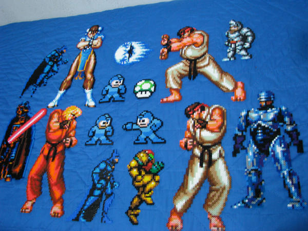 Site related to make perler will love related to fuse bead patterns