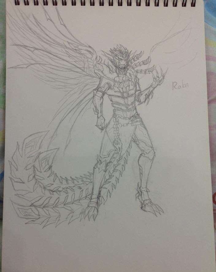 Sketch1 by NaraEragon
