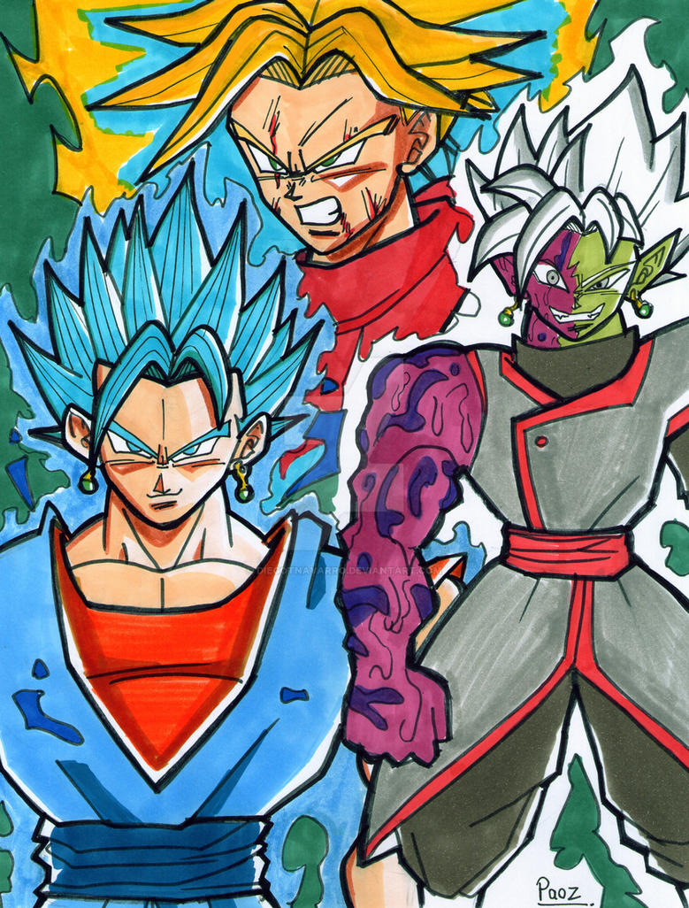 Final Clash: Fusions Collide! by diegotnavarro