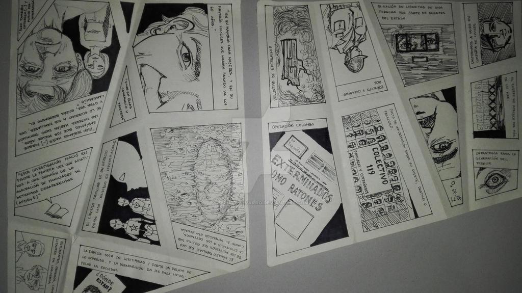 Comic 1 by diegotnavarro