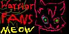 Warruior-fan-MEOW-banner example by marderchen