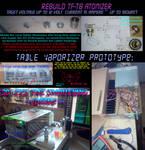 DOCU TFV-T8 TFV4 rebuild/mod + ATX Table Atomizer by marderchen