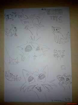 Pencil DRAW: try kittens
