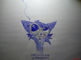 DRAW: FURfurr kitten