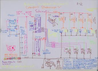 Cyperpunk stroboscope schematic by marderchen
