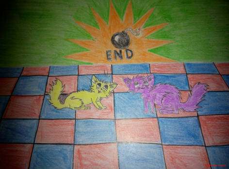 DRAW: like the end