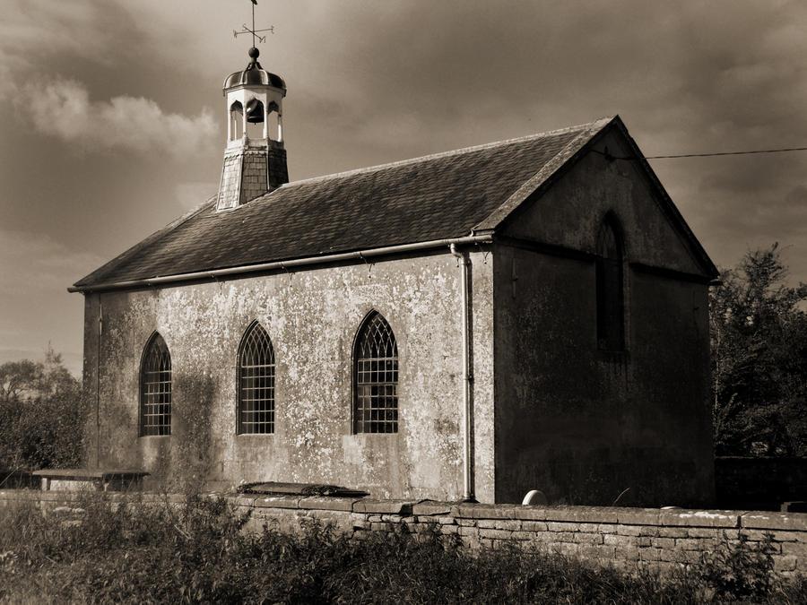 Wiltshire Church by Chrissy05