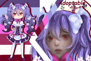 #2  CLOSED | DTA Adoptable by Aya-DNA