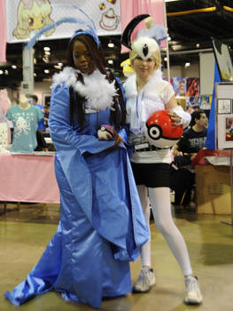 Altaria and Absol