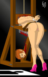 Guillotine by headlessFetish