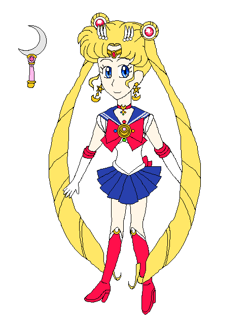 PGSM Sailor Moon Crystal Eyes by airbornewife71