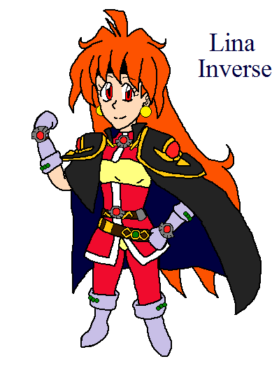 Lina Inverse by airbornewife71