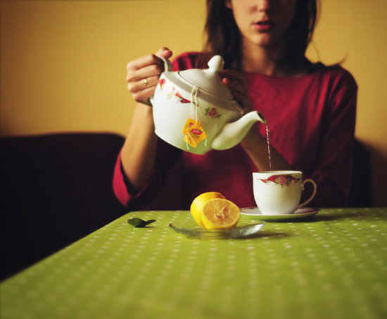 Tea Time II by junkyshtan