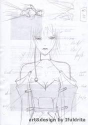 RPG design number 1 by Ifuldrita