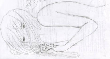 Sketch dodo by Ifuldrita